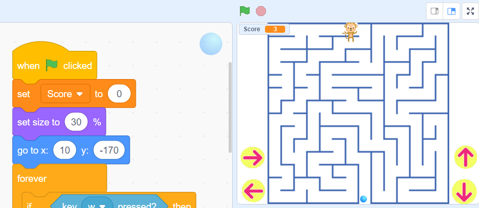 maze-game-ball-sprite-1-script-scratch3-robokids-burgas-kids-code-games