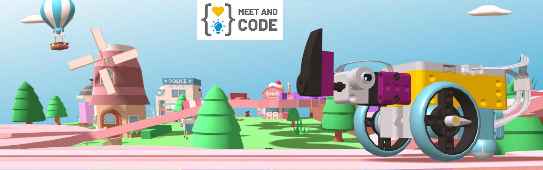 Лего LEGO роботика за деца Бургас София - безплатна работилница по повод европейската седмица на програмирането